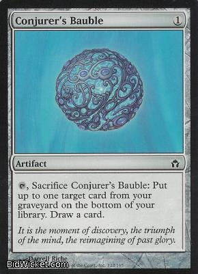 Conjurer's Bauble, Fifth Dawn, Magic the Gathering