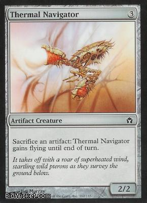 Thermal Navigator, Fifth Dawn, Magic the Gathering
