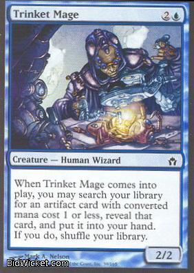 Trinket Mage, Fifth Dawn, Magic the Gathering