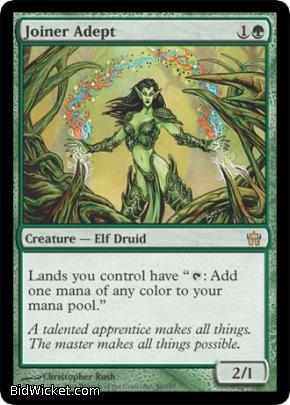 Joiner Adept, Fifth Dawn, Magic the Gathering