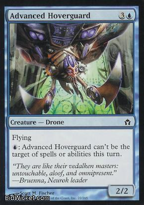 Advanced Hoverguard, Fifth Dawn, Magic the Gathering