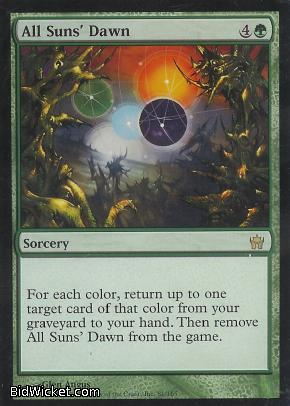 All Suns' Dawn, Fifth Dawn, Magic the Gathering