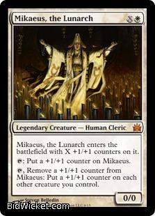 Mikaeus, the Lunarch, From the Vault: Legends, Magic the Gathering