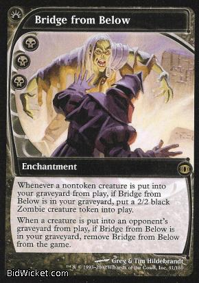 Bridge from Below, Futuresight, Magic the Gathering