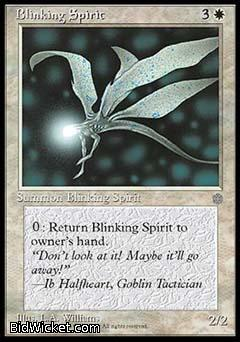Blinking Spirit, Ice Age, Magic the Gathering