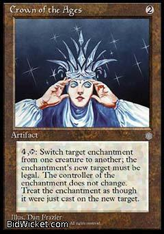 Crown of the Ages, Ice Age, Magic the Gathering