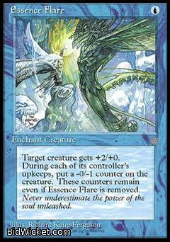 Essence Flare, Ice Age, Magic the Gathering
