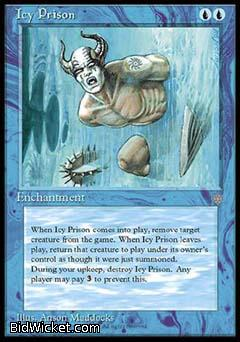 Icy Prison, Ice Age, Magic the Gathering