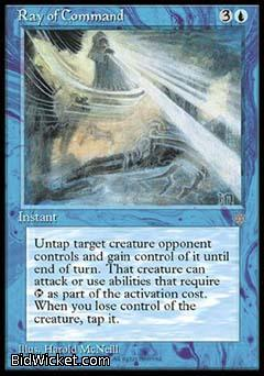 Ray of Command, Ice Age, Magic the Gathering