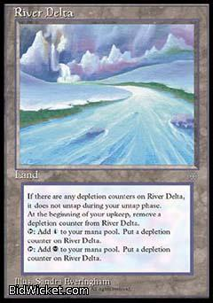 River Delta, Ice Age, Magic the Gathering