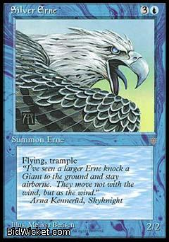 Silver Erne, Ice Age, Magic the Gathering