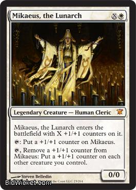 Mikaeus, the Lunarch, Innistrad, Magic the Gathering