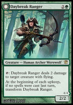 Daybreak Ranger (Nightfall Predator), Innistrad, Magic the Gathering