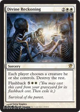 Divine Reckoning, Innistrad, Magic the Gathering