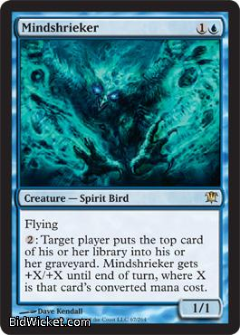 Mindshrieker, Innistrad, Magic the Gathering