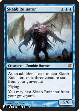 Skaab Ruinator, Innistrad, Magic the Gathering