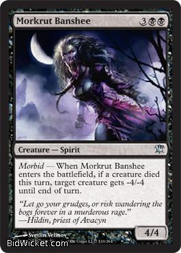 Morkrut Banshee, Innistrad, Magic the Gathering