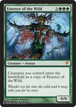 Essence of the Wild, Innistrad, Magic the Gathering