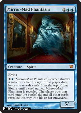 Mirror-Mad Phantasm, Innistrad, Magic the Gathering