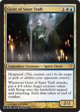 Geist of Saint Traft,Innistrad, Magic the Gathering