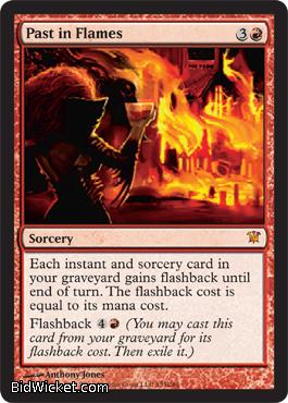 Past in Flames, Innistrad, Magic the Gathering