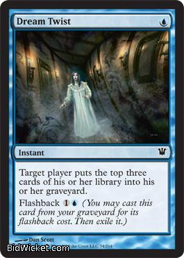 Dream Twist, Innistrad, Magic the Gathering