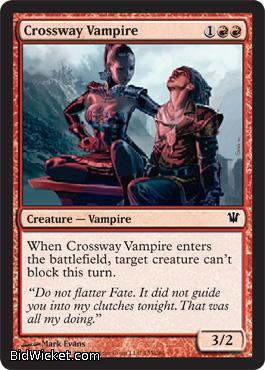 Crossway Vampire, Innistrad, Magic the Gathering