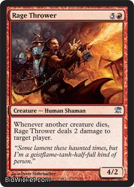 Rage Thrower, Innistrad, Magic the Gathering