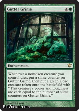Gutter Grime, Innistrad, Magic the Gathering