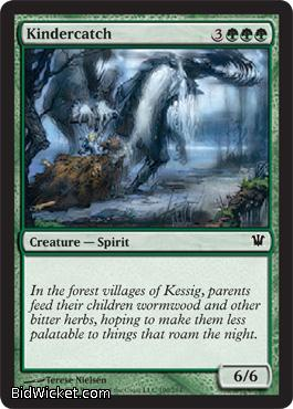 Kindercatch, Innistrad, Magic the Gathering