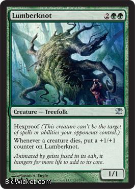 Lumberknot, Innistrad, Magic the Gathering