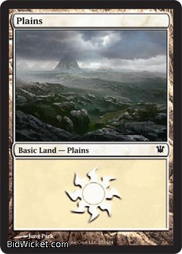 Plains (251), Innistrad, Magic the Gathering