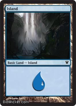 Island (253), Innistrad, Magic the Gathering