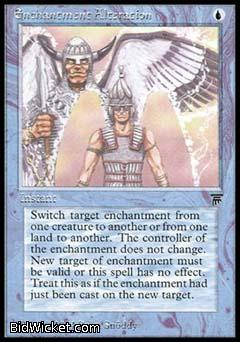 Enchantment Alteration, Legends, Magic the Gathering
