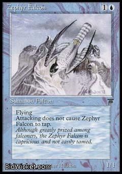 Zephyr Falcon, Legends, Magic the Gathering