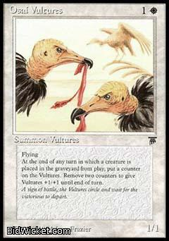 Osai Vultures, Legends, Magic the Gathering