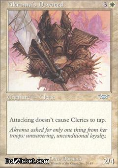 Akroma's Devoted, Legions, Magic the Gathering
