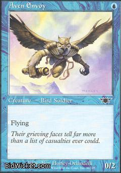 Aven Envoy, Legions, Magic the Gathering
