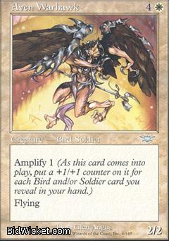 Aven Warhawk, Legions, Magic the Gathering