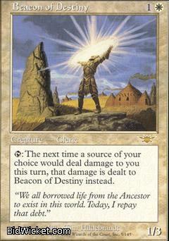 Beacon of Destiny, Legions, Magic the Gathering