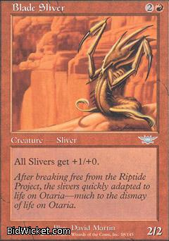 Blade Sliver, Legions, Magic the Gathering