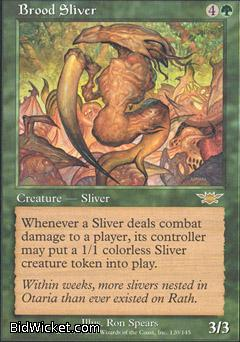 Brood Sliver, Legions, Magic the Gathering