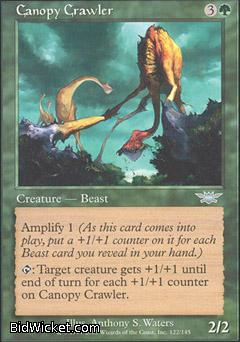 Canopy Crawler, Legions, Magic the Gathering