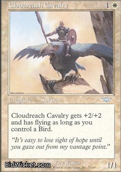 Cloudreach Cavalry, Legions, Magic the Gathering