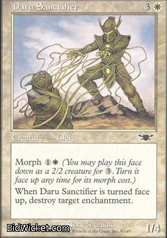 Daru Sanctifier, Legions, Magic the Gathering