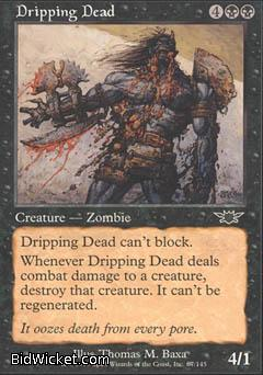 Dripping Dead, Legions, Magic the Gathering