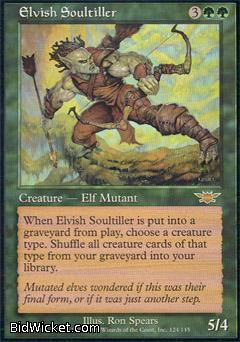 Elvish Soultiller, Legions, Magic the Gathering