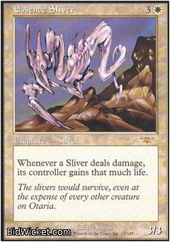 Essence Sliver, Legions, Magic the Gathering