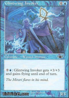 Glintwing Invoker, Legions, Magic the Gathering