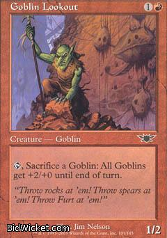 Goblin Lookout, Legions, Magic the Gathering